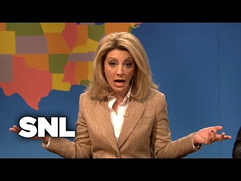 Weekend Update: Arianna Huffington - Saturday Night Live