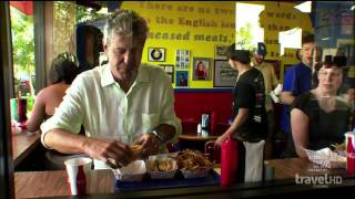 No Reservations Hot Doug