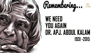 Remembering the dreams of Legend | Dr APJ Abdul Kalam