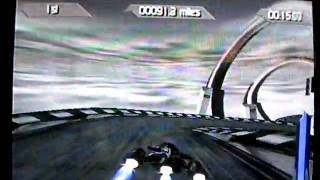 Hypersonic Extreme HSX Custom Track Conquistodors