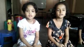 Tu aata hai superhit song, singer students of Blossom kids school