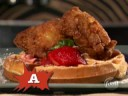 Fried Chicken and Waffles - Food Network