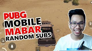 KETEMU VIEWERS DAN SUBCRIBERS - PUBG MOBILE INDONESIA