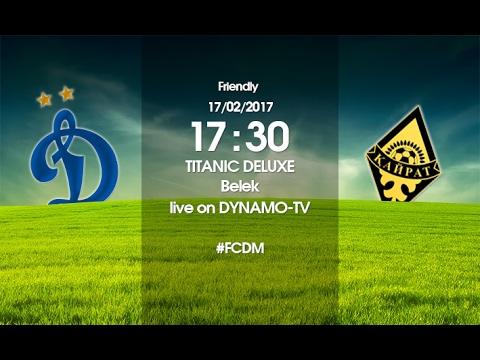 «Динамо» vs «Кайрат» - Live / Dynamo vs Kairat - Live