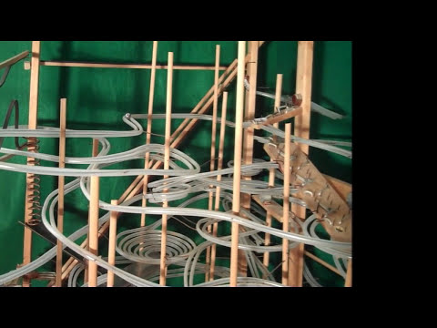Rolling Ball Marble Machine 2
