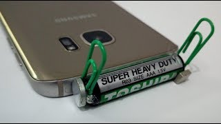 FREE INTERNET WIFI DATA PAPER CLIPS TRICK LIFE HACK