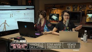PC gaming on a controller, portable retro gaming emulation, and more | The Half Nerd ep. 102.5
