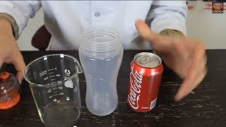 Turn Coke to Water Experiments
