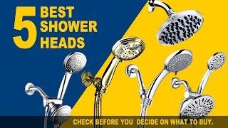 (4.77 MB) TOP 5 BEST shower head reviews 2018 Mp3