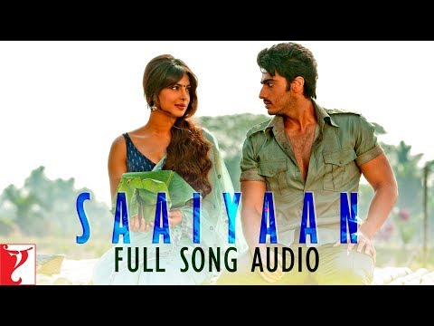 Saaiyaan - Full Song Audio | Gunday | Shahid Mallya | Sohail Sen