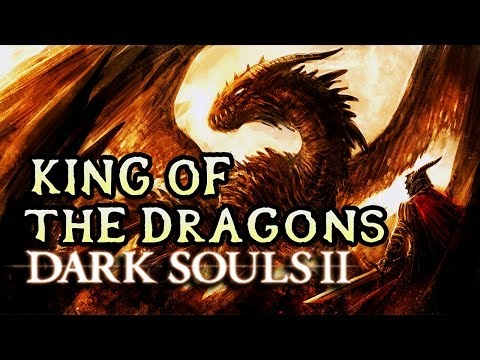 Dark Souls 2 Rage: ANCIENT DRAGON BOSS! (#29)