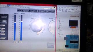Arduino y LabVIEW - Geeky Theory