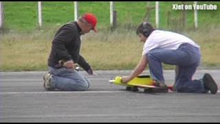 Fastest RC plane we