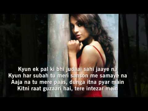 Sawan Aaya Hai Full Song Lyrics | Arijit Singh | Creature 3D
