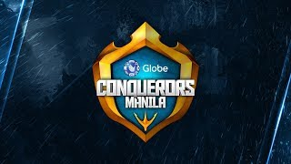 Globe Conquerors Manila 2018 | Mall of Asia Arena - Day 1
