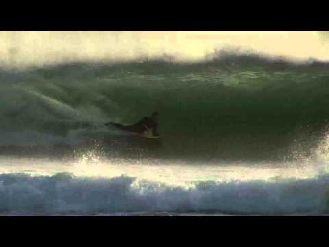 Ben Player Surfing Aussie Pipe in 7 hours