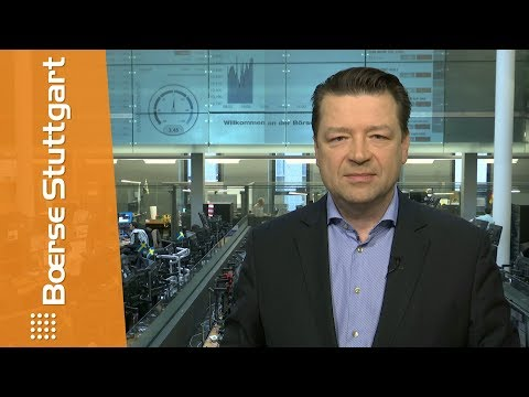 Keine Lösung der Konflikte: DAX im Minus - Osram bricht ein   Börse Stuttgart   Aktien