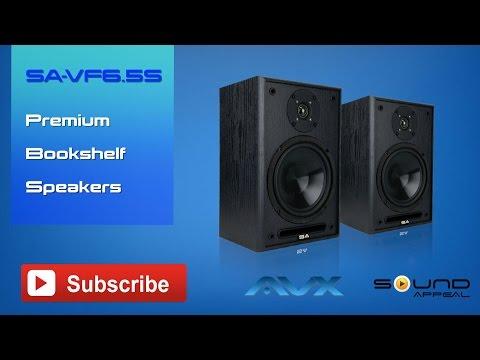 Bookshelf Speakers Sound Appeal vs Pioneer. Polk Audio. Micca    Youtube Review