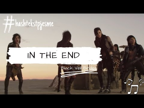Black Veil Brides, In The End...lyrics video