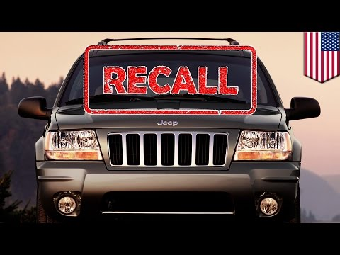 Fiat Chrysler SUV recall: Fiat announces recall of over 284,000 SUVs over faulty airbags - TomoNews