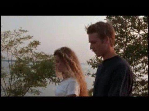Michael Vartan and Keri Russell.