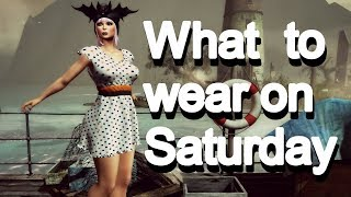 What to wear on a Saturday | SECOND LIFE