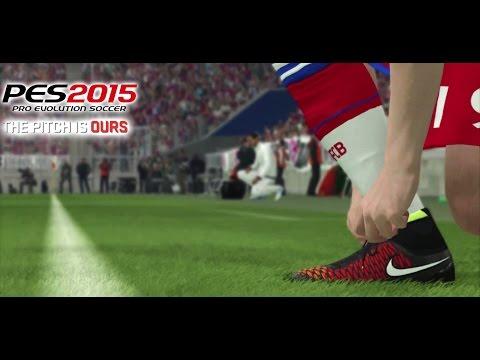 Winning Eleven 2015 Trailer (PES 2015 fragman)