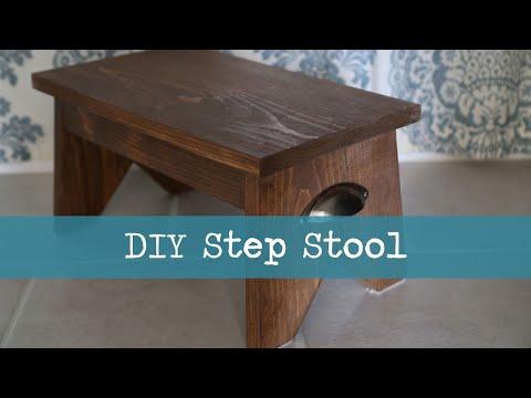 2x4 step stool plans 2