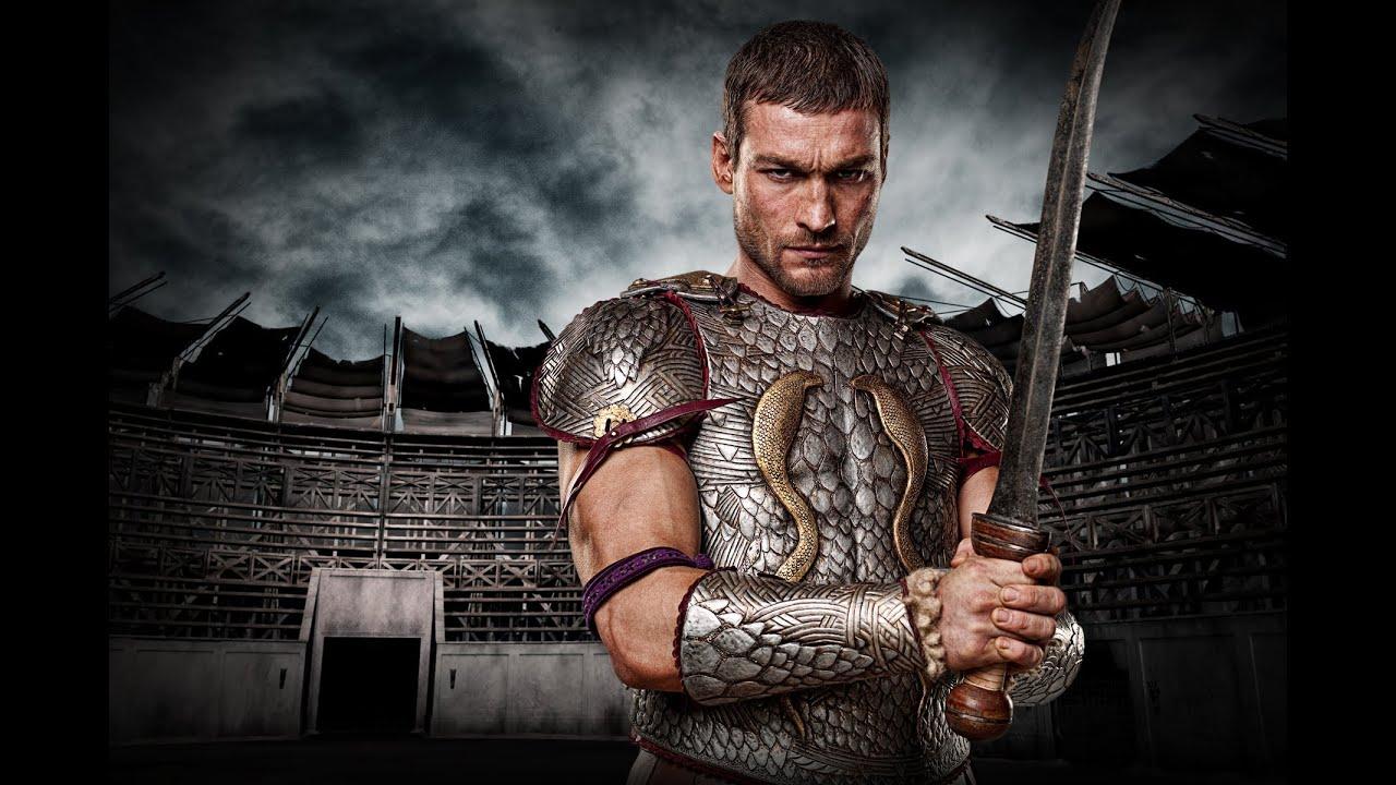 Spartacus Crixus Theokoles Crixus vs Theokoles