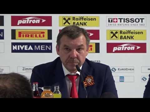 Итальянский тренер возмущен поведением русских Знарок улыбается в ответ