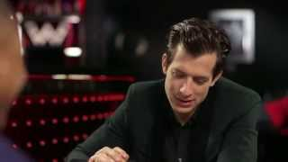 mark ronson @ The Hot Desk