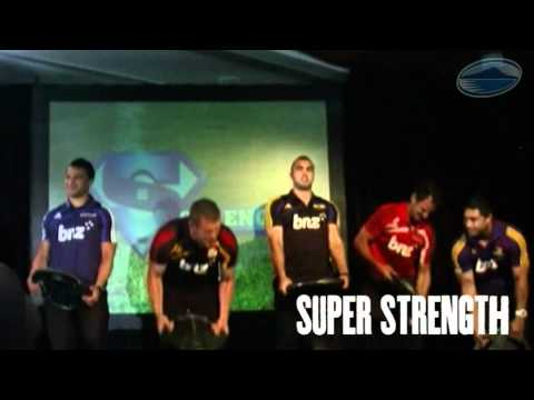 Super Rugby New Zealand Squad naming, November 10, Eden Park - Super Rugby NZ Squad naming