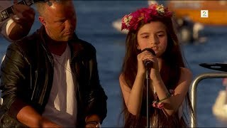 Angelina Jordan - New Performance! - Summertime - 23June 2014 - Norway