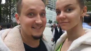Vlog Mame i Pape. Shopping in Hongkong, Applestore, iPhone X Unboxing