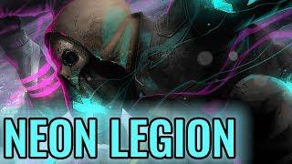 NEON LEGION | Dead by Daylight