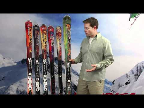 Nordica Hot Rod Tempest Skis Hot Rod Ski Collection 2011