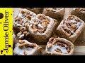 Maple Cinnamon Buns | Vegan