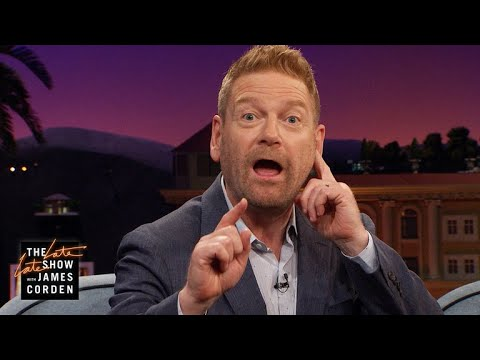Kenneth Branagh Performed Shakespeare For A Billion People