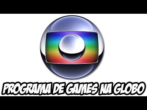 GLOBO lança programa de games o MADRUGAMES, é sério