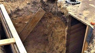 Backyard Tunnel Construction