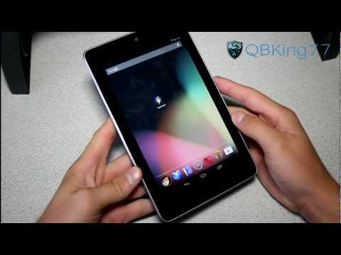 How to Unroot / Unbrick the Google Nexus 7 - Latest