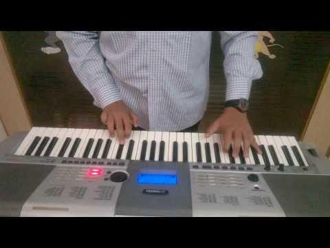 Pehla Nasha (Jo Jeeta Wohi Sikandar) on Keyboard by Rachit Anklesaria...
