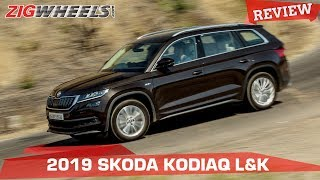 Skoda Kodiaq Laurin & Klement Review - 5 Things To Know | ZigWheels.com