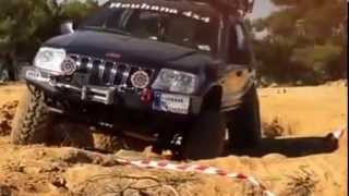 Grand Cherokee WJ Off-Roading & Mudding