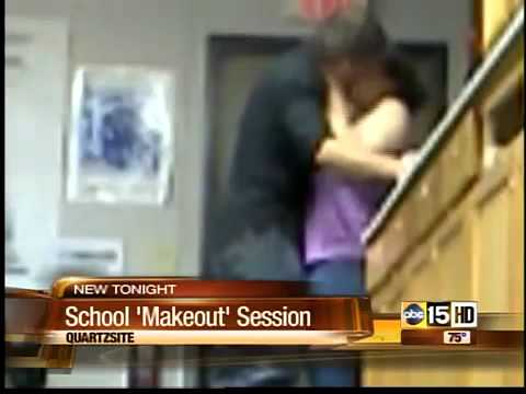 Quartzite Principal And Secretary Caught Making Out In Class video