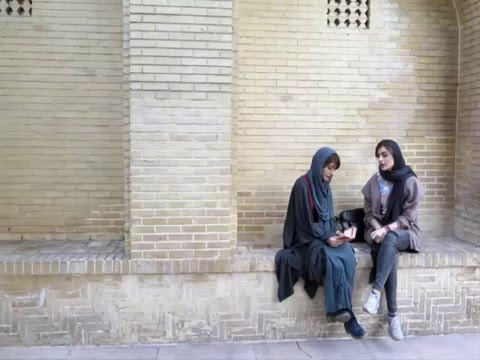 In Iran, A Poet's 700-Year-Old Verses Still Set Hearts Aflame
