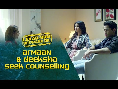 Armaan & Deeksha Seek Counselling | Lekar Hum Deewana Dil | Armaan Jain & Deeksha Seth
