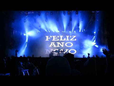 Fatboy Slim  @Cumbre tajin 2013 Part 1