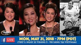 Livestream với Marie Tô, Ý Lan, Kỳ Duyên - May 21, 2018