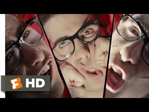 Scott Pilgrim vs. the World (10/10) Movie CLIP - Kicking Gideon's Ass (2010) HD